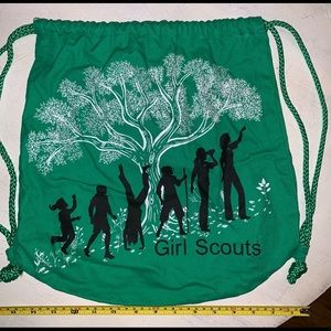 Girl Scout backpack